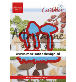 Marianne Design - Creatable - Tiny's Mushrooms - LR0623