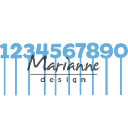 LR0582 Marianne Design Creatable Pins numbers