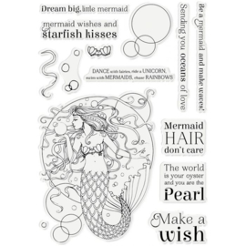 Crafter Compagnion- Clearstamp - Sea of Bubbles - MH-STP-SEAB