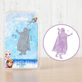 Disney-snijmal- Frozen Anna -(DL006)