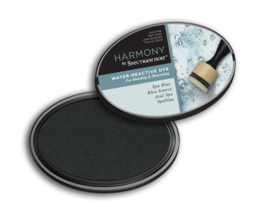 Spectrum Noir - Inktkussen - Harmony Water Reactive - Spa Blue (Spablauw)
