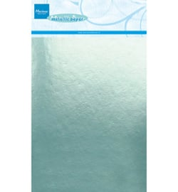 Marianne Design - Metallic paper - Mint - CA3140