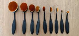 Blend borstels-complete set
