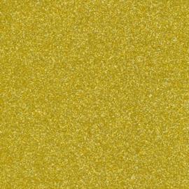 Glitterpapier - goud - 5 stuks A5