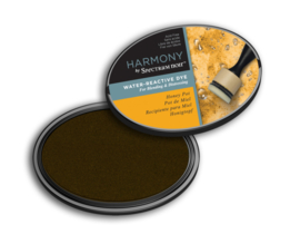 Spectrum Noir - Inktkussen - Harmony Water Reactive - Honey Pot (Honingpot)