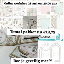 online workshop 28 mei