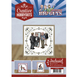 Yvonne creations - Creative Hobbydots 2- - Big Guys - Creative Hobbydots 2 - CH10002