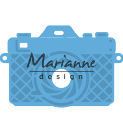 Marianne Design-Creatable-Photo camera-LR0605