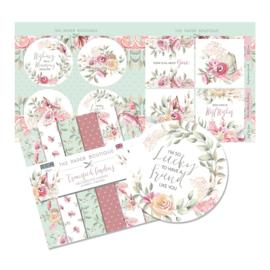 Paper Boutique - Tranquil gardens Paper kit - PB1409