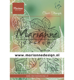 Marianne Design - Stempel - Tiny's Leaves set - TC0876