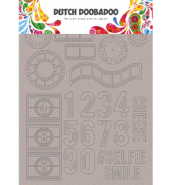 Dutch DoBaDoo - Greyboard Art - Filmstrip - 492.006.004