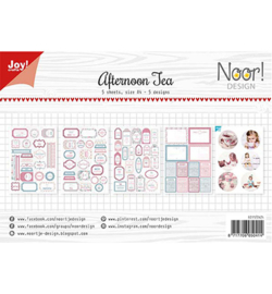 Joy!Crafts- - papier- Afternoon tea- 6011/0424