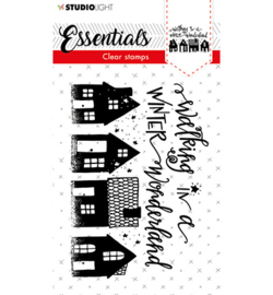 Studio Light-stempel- Essentials nr. 393-STAMPSL393