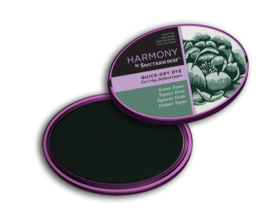 Spectrum Noir - Inktkussen - Harmony Quick Dry - Green Topaz (Groene topaas)