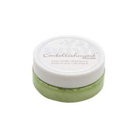 Nuvo Embellishment mousse - forest green -832N