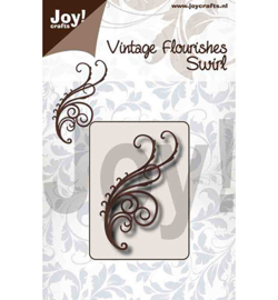 Joy! Crafts-Snijmal-Swirl-6003/0092