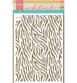 Marianne Design - Mask Stencil - Zebra - PS8070