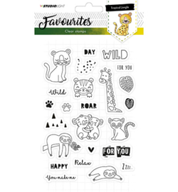 Studio Light stempel A5, Favourites nr. 333
