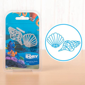 Disney snijmal - Decorative Shells -(DIS0712)