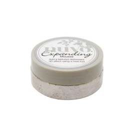 Nuvo -Expanding Mousse - Worn Linen- 1700N