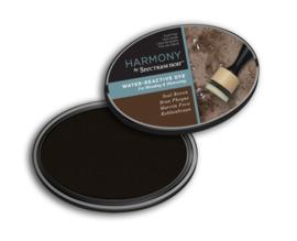 Spectrum Noir - Inktkussen - Harmony Water Reactive - Seal Brown (Zeehond bruin)