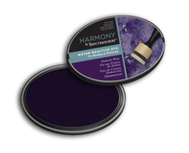 Spectrum Noir - Inktkussen - Harmony Water Reactive - Damson Wine (Pruimenwijn)