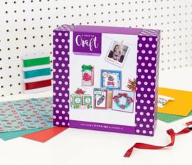 Crafters Companion jaar box ( thema kerst)