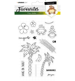 Studio Light, stempel A5 Favourites nr. 335