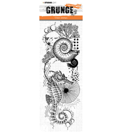 Studio Light - stempel -  Grunge Collection 4.0, nr.446 - STAMPSL446