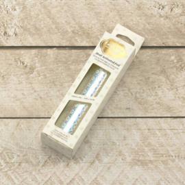 Silver Foil (Irridescent Diamond Finish) CO726040