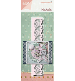 Joy!Crafts - Snijmal - Vintage Border - 6002/1546