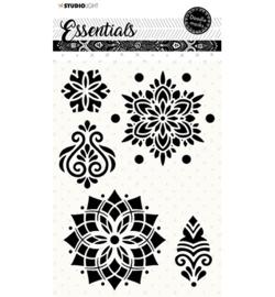 Studio Light - stencil - Mask Doodle - Essentials nr.59 - MASKSL59