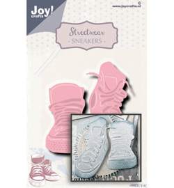Joy!Crafts - Snijmal - Streetwear Sneakers - 6002/1496
