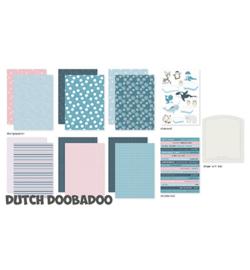 Dutch DooBaDoo - Crafty kit - frosty winter -472.100.007