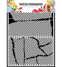 Dutch DoBaDoo - Paper Art - Stuc Tape - 472.948.053