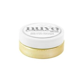 Nuvo embellishment mousse - lemon sorbet- 805N