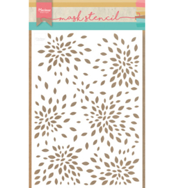 Marianne Design; PS8026 Mask Stencils - Flower petals