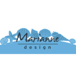 Marianne Design-Creatable-Sea shells border-LR0601