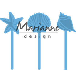 Marianne Design-Creatable-Sea shells pins-LR0602