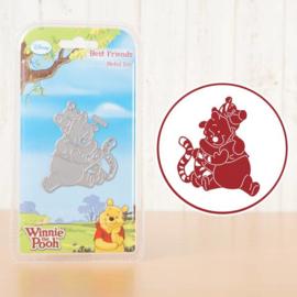 Disney-snijmal-Winne the Pooh- Best Friends- (DL096)