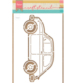 Marianne Design-Craft Stencil Car-PS8037