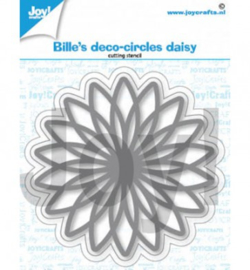 Joy! Crafts - snijmal - Circles Daisy - 6002/1401