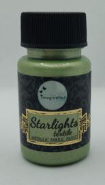 Imagination crafts - starlight verf - menthol