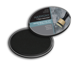 Spectrum Noir - Inktkussen - Harmony Water Reactive - Anthracite
