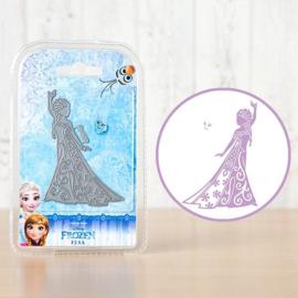 Disney -snijmal-Frozen Elsa-(DL007)