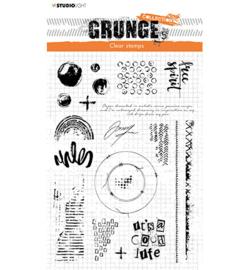 Studio Light - Clear Stamp - Grunge Collection - nr.503 - STAMPSL503
