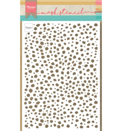 Marianne Design - Mask Stencil - Cheeta - PS8069