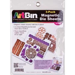 Artbin magneetplaten