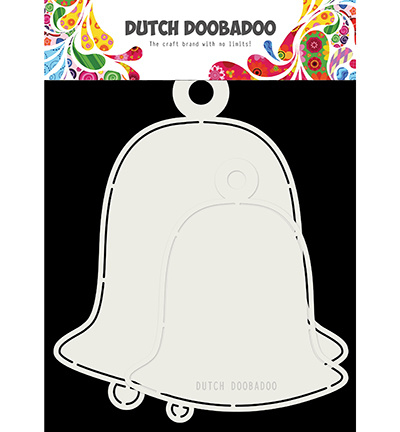 Dutch DoBaDoo-Shape Art 2x Kerstbellen-470713722