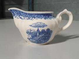 Burgenland blauw Roomkannetje (klein model)